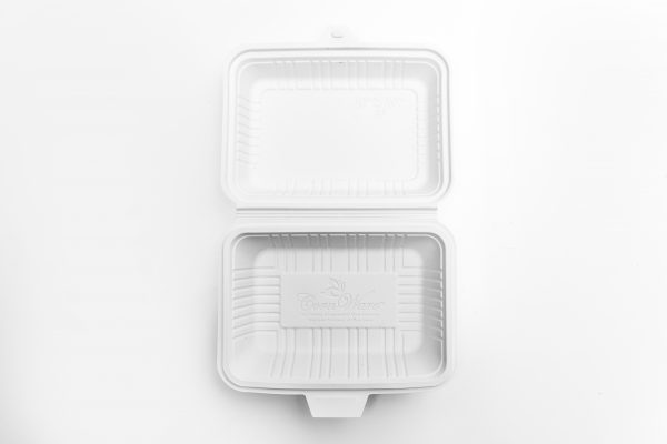 Eco Friendly burger box from Element (Cornware)
