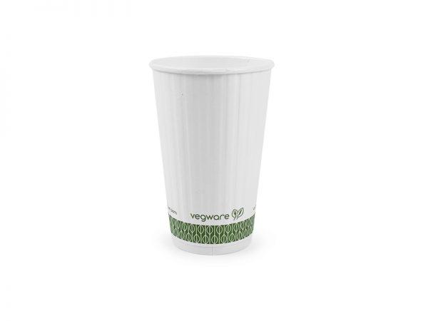 Vegware eco friendly coffee cups