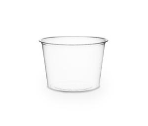 clear portion pot